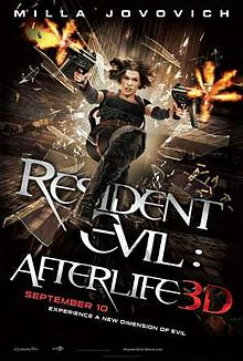 Resident Evil Afterlife Movie Review Cast Crew And Trailer
