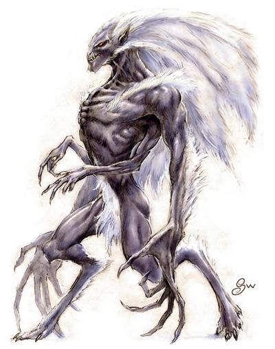 Mythical Creatures: Wendigo - Description ...